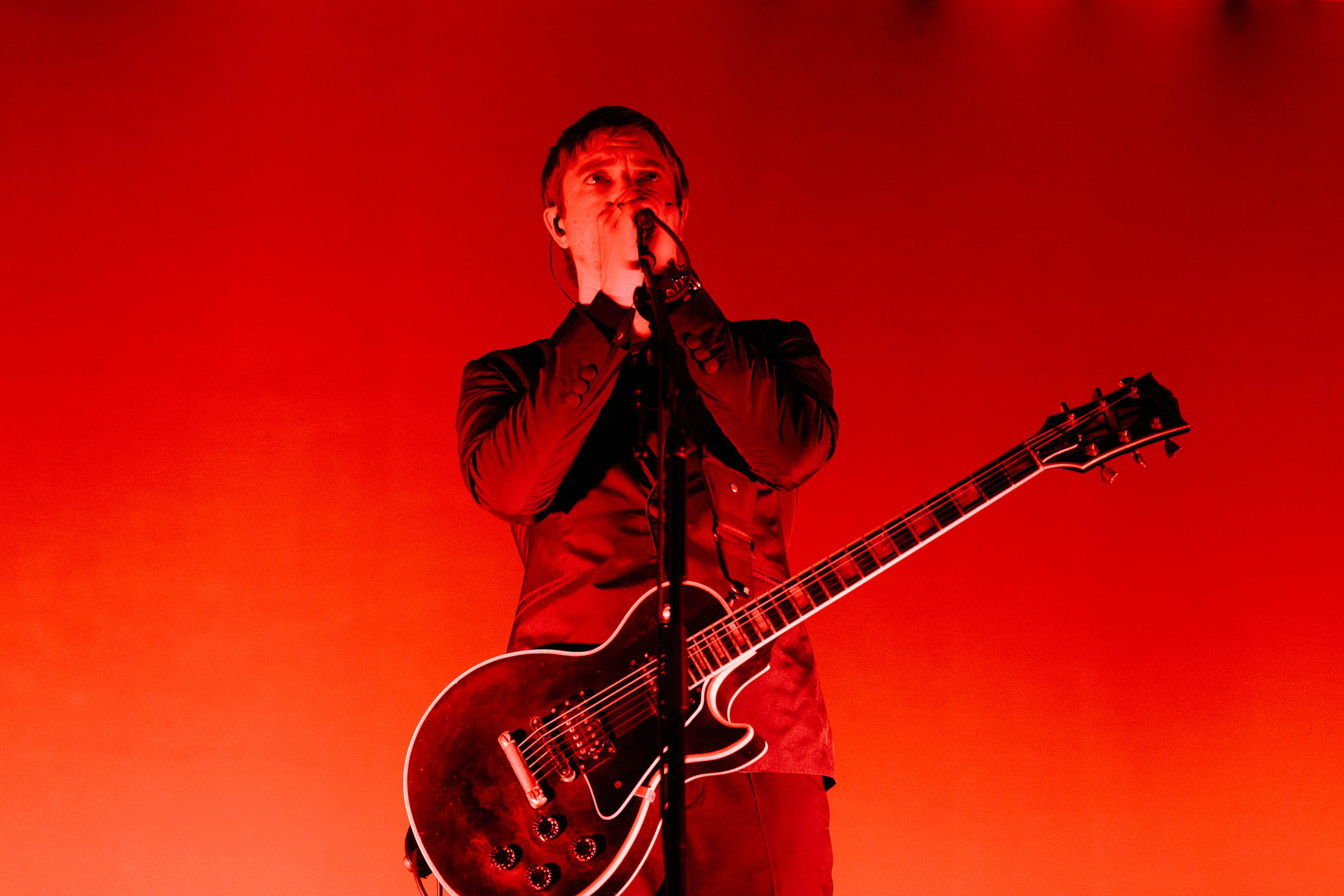 Interpol, Alexandra Palace, London