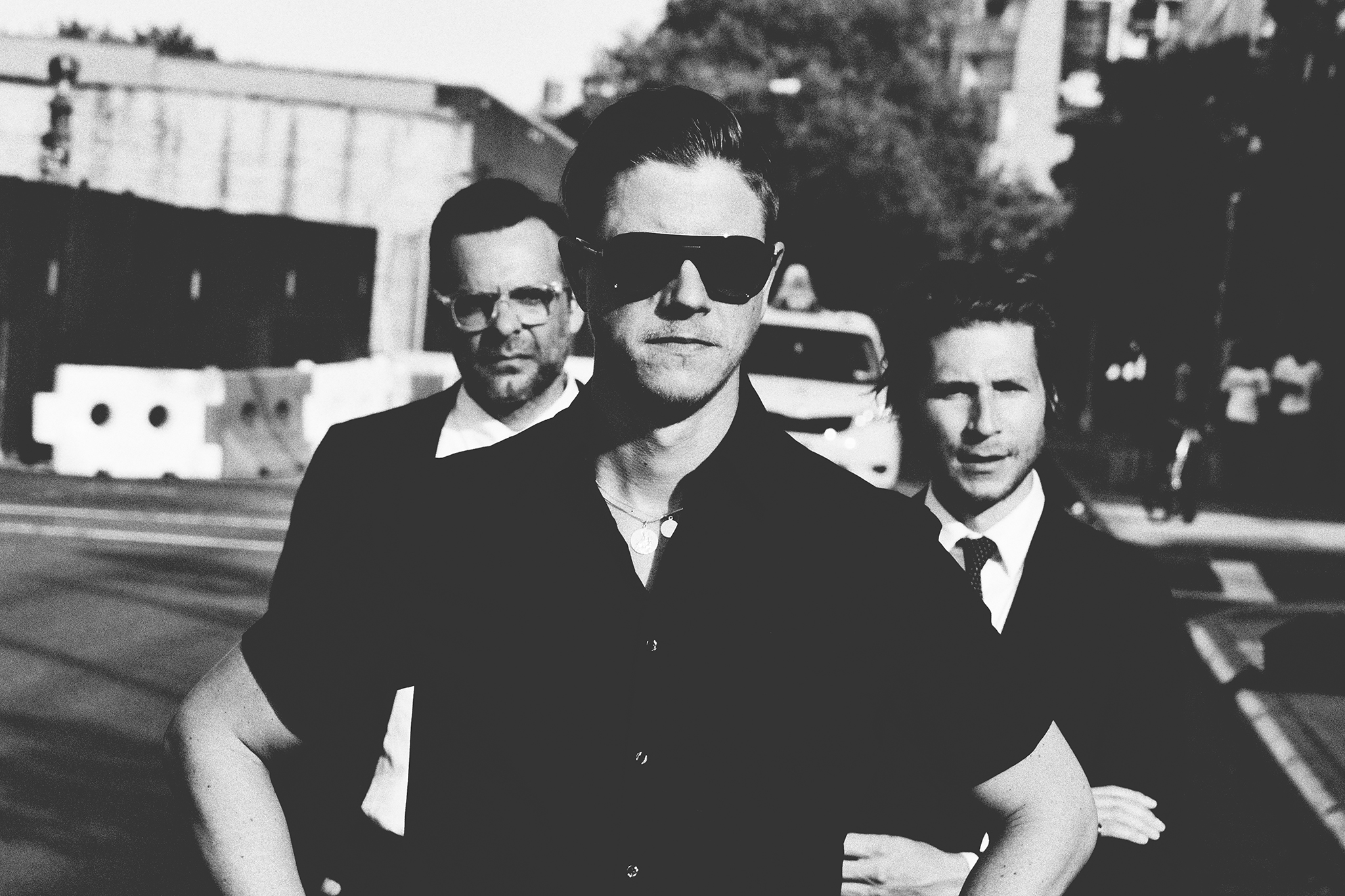 Interpol announce remix LP, 'El Pintor Remixes'