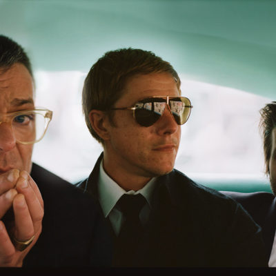 Interpol announce new album 'Marauder' with live stream, share new single 'The Rover'