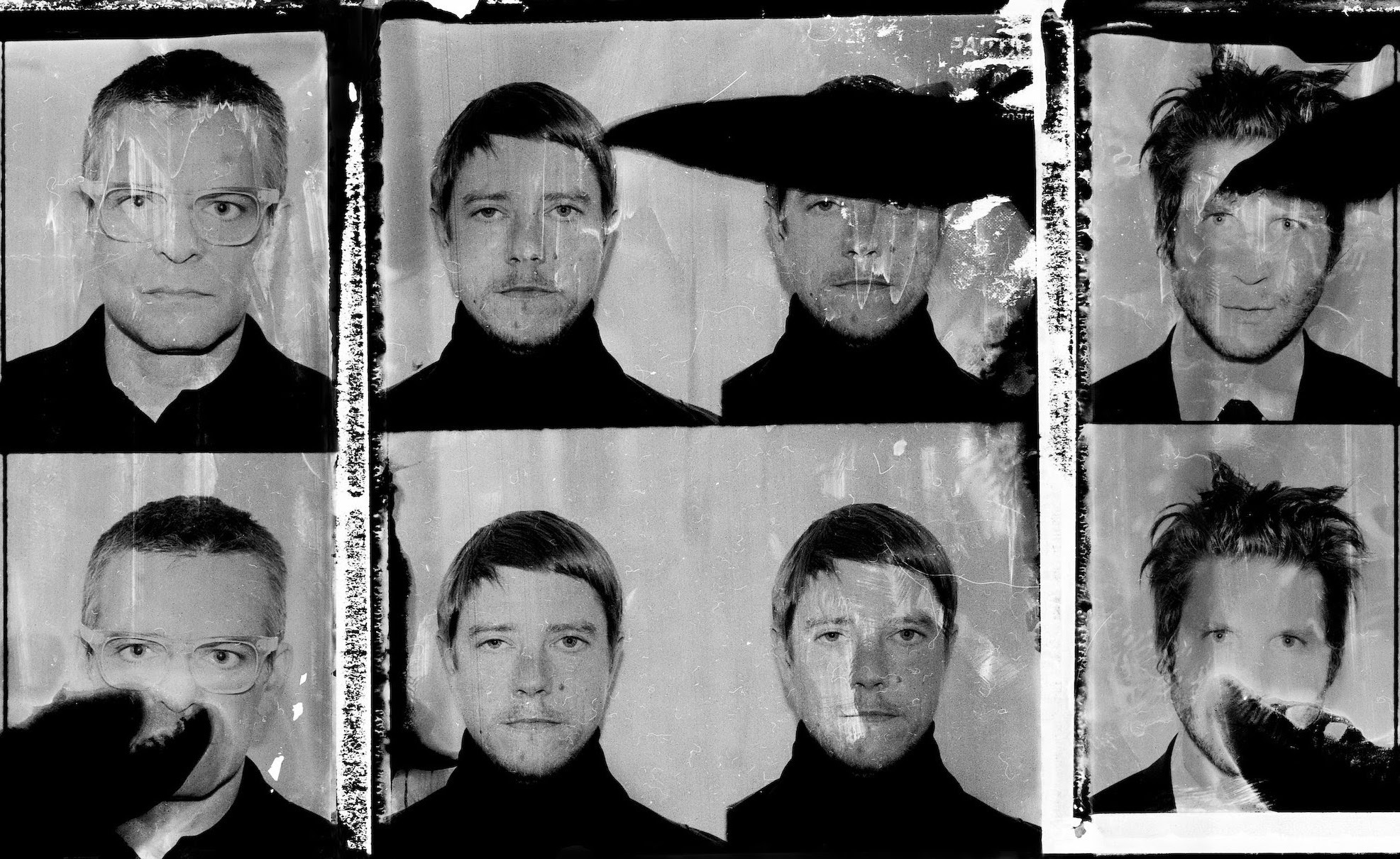 Interpol announce new EP 'A Fine Mess'