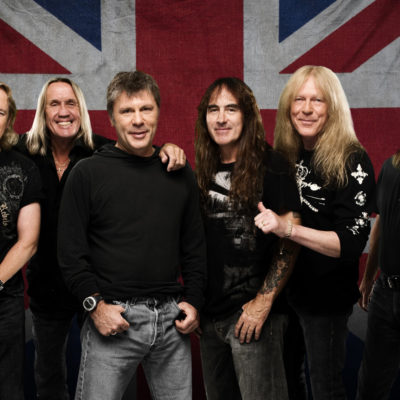 Iron Maiden, Kate Bush and Oasis favourites to headline Glastonbury 2015