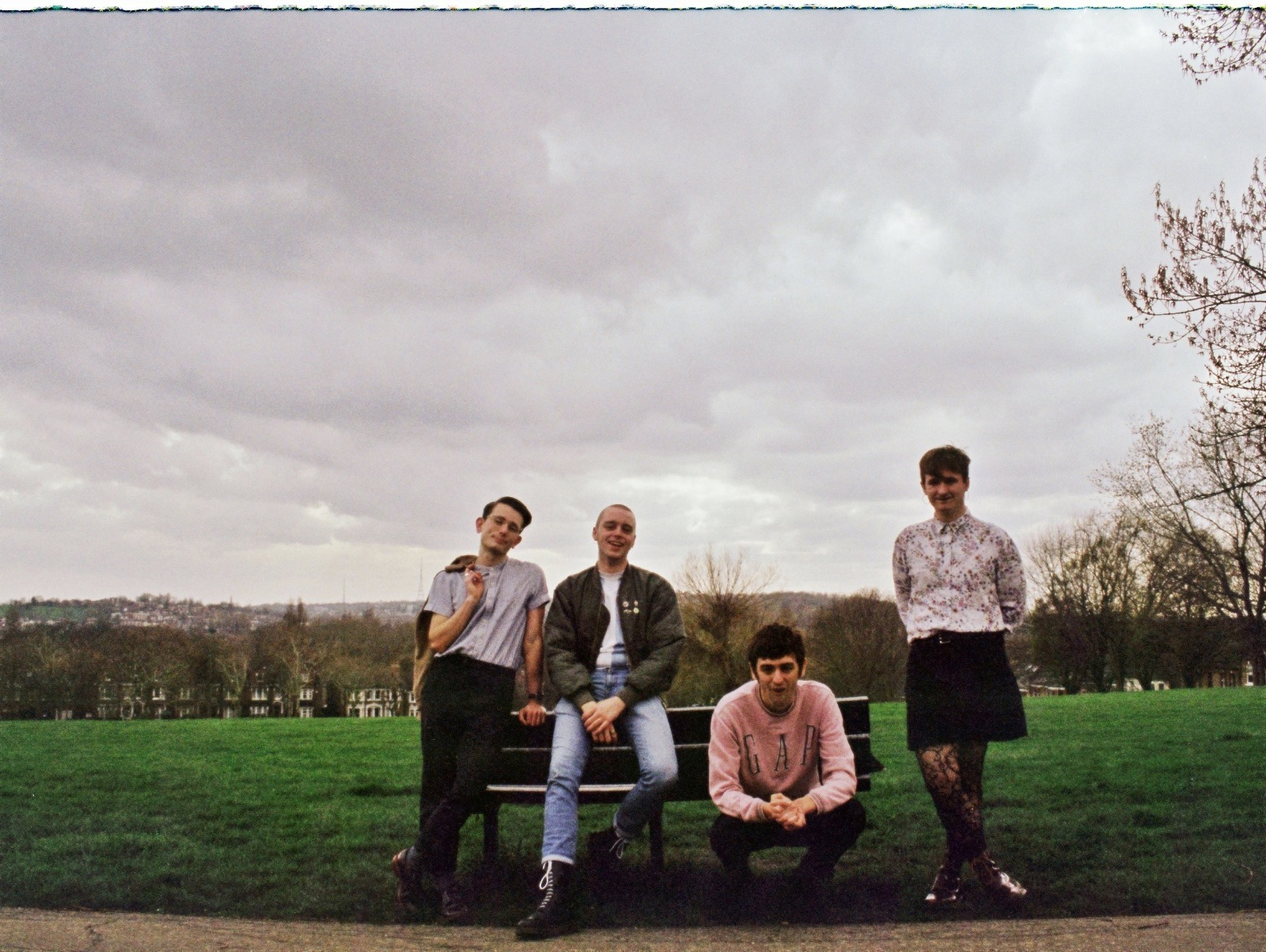 Italia 90 return with biting post-punk track 'An Episode'