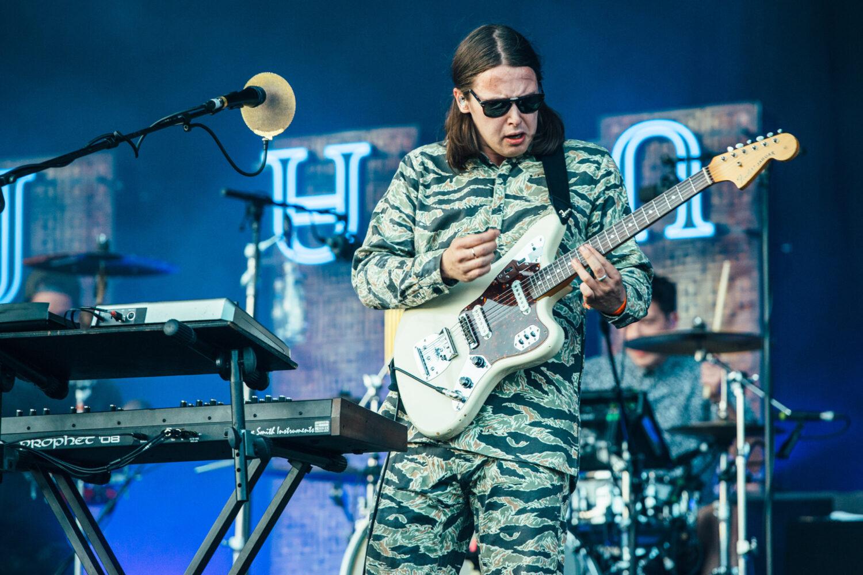 JUNGLE & Johnny Marr join line-up for Nile Rodgers' Meltdown Festival