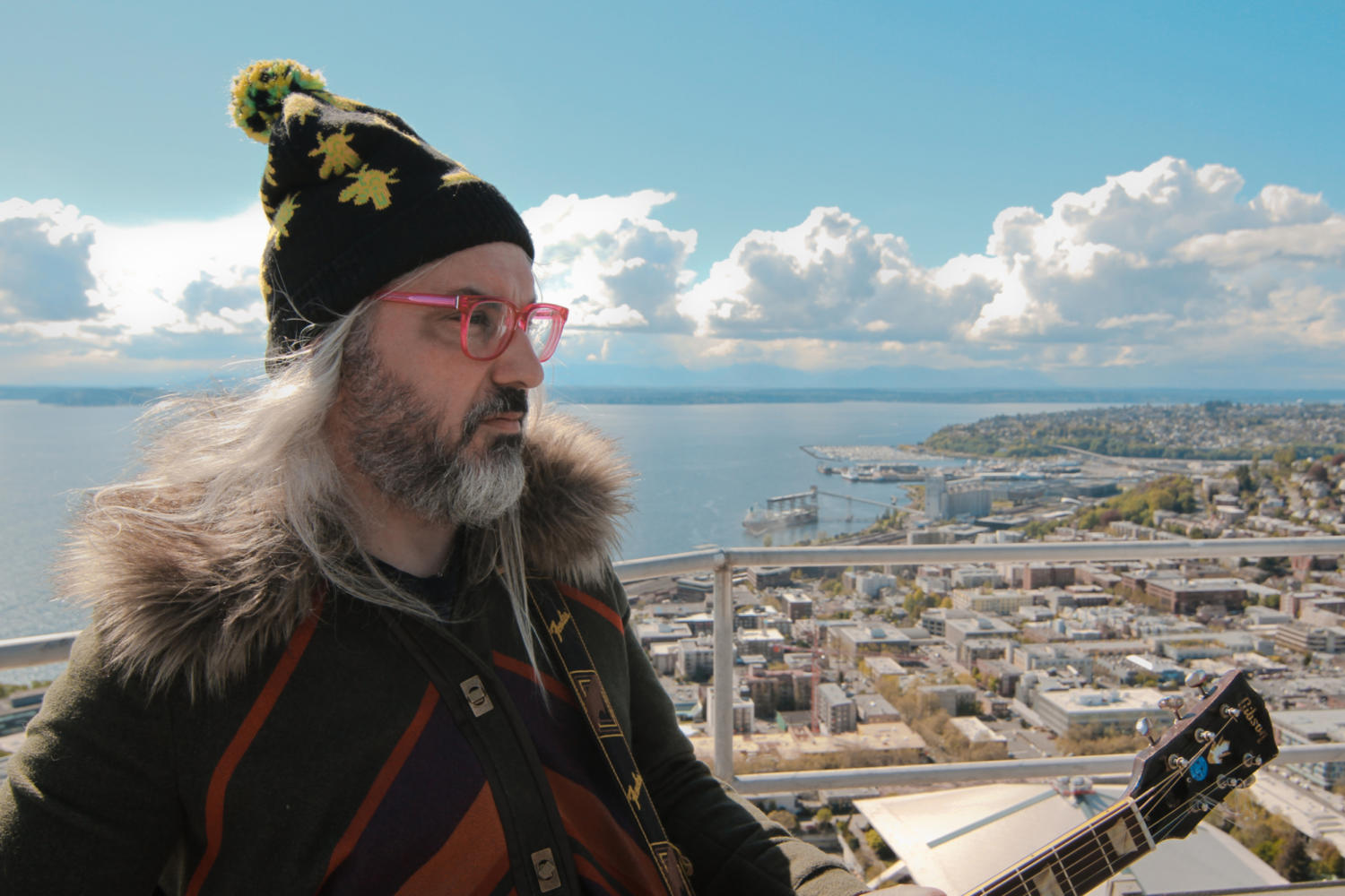 J Mascis streams 'Wide Awake' track, featuring Cat Power