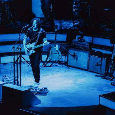 Jack White has announced a new live concert film
