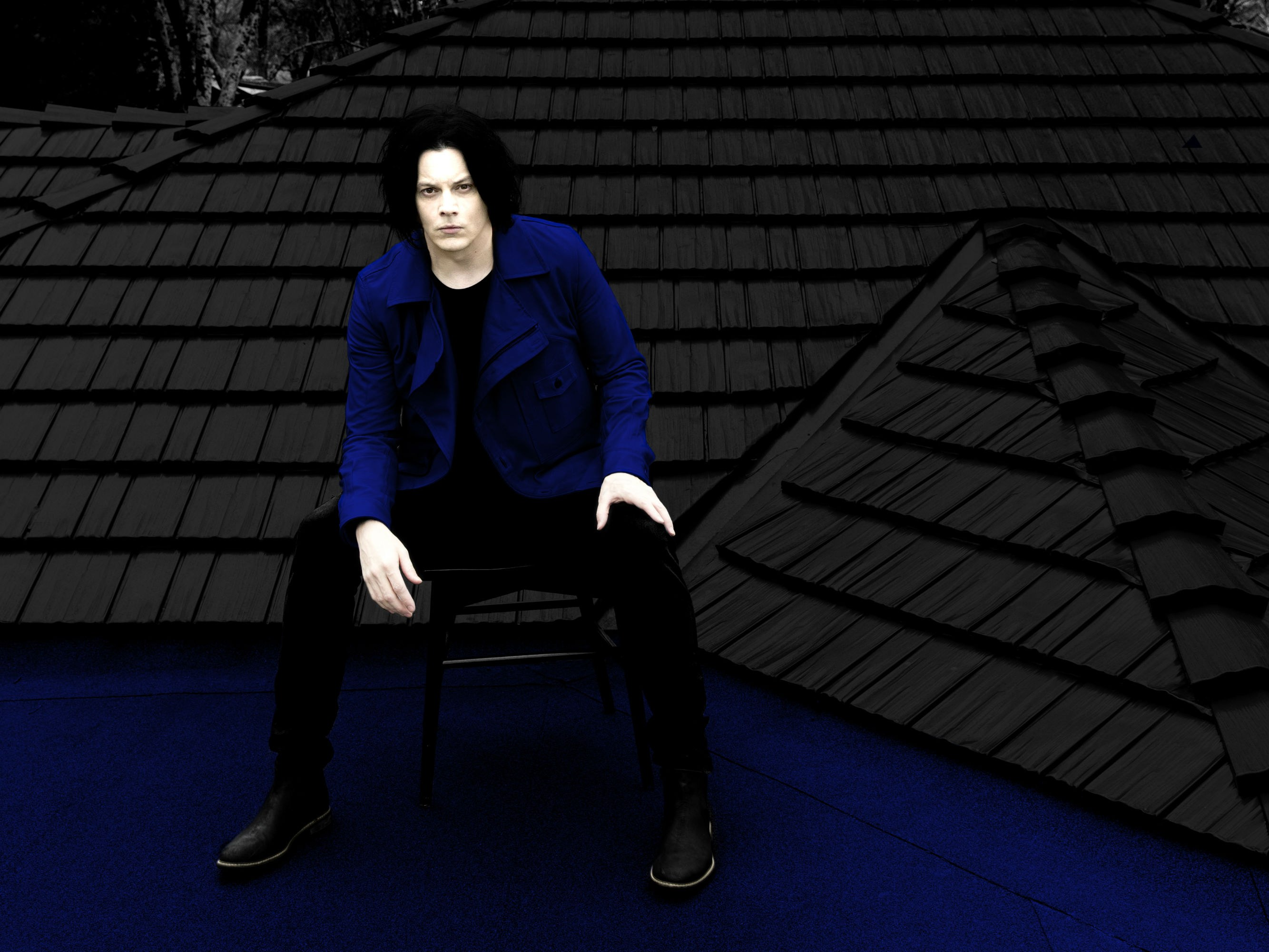 Jack White shares new track 'Ice Station Zebra'