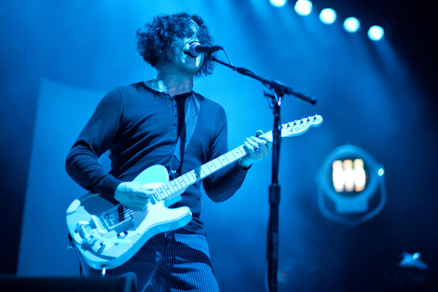 Jack White curates Led Zeppelin playlist