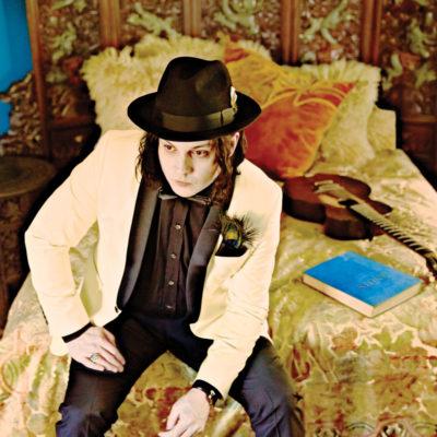 Jack White plays catalogue-spanning set at Coachella
