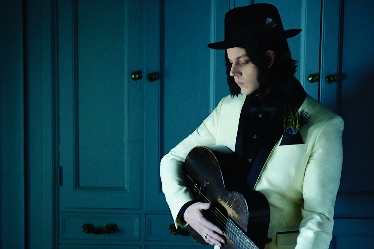 Jack White's Third Man Records is opening a vinyl pressing plant