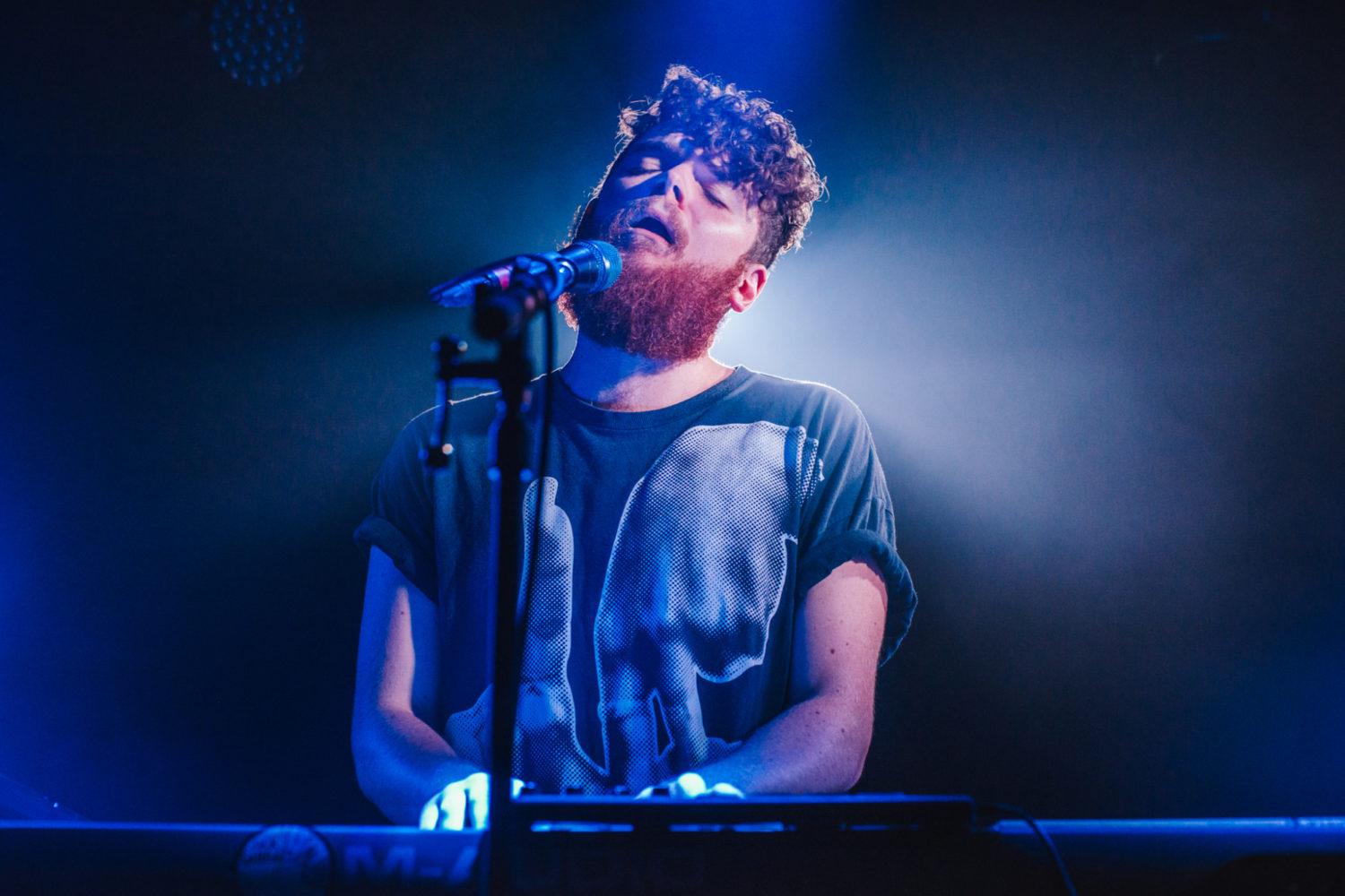 Jack Garratt, Massive Attack & Young Fathers for Way Out West