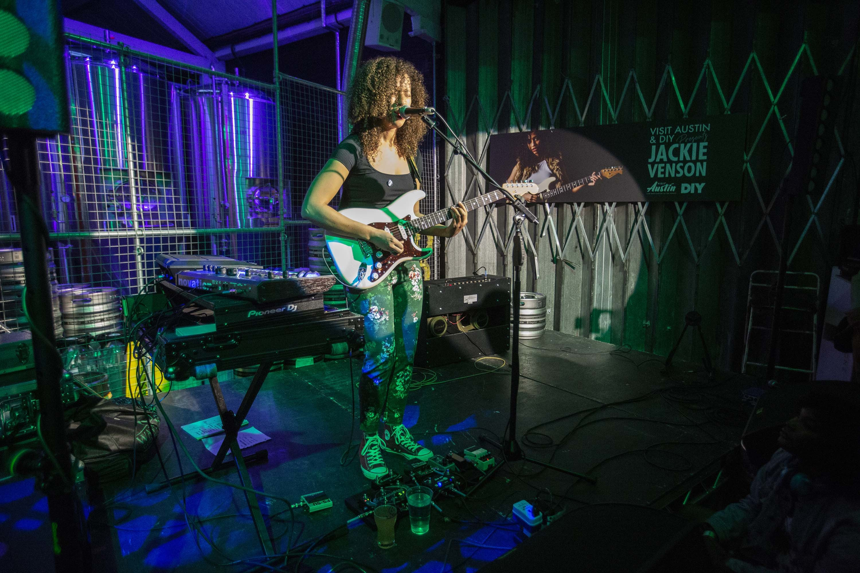 Jackie Venson makes UK live debut at DIY Presents + Visit Austin show