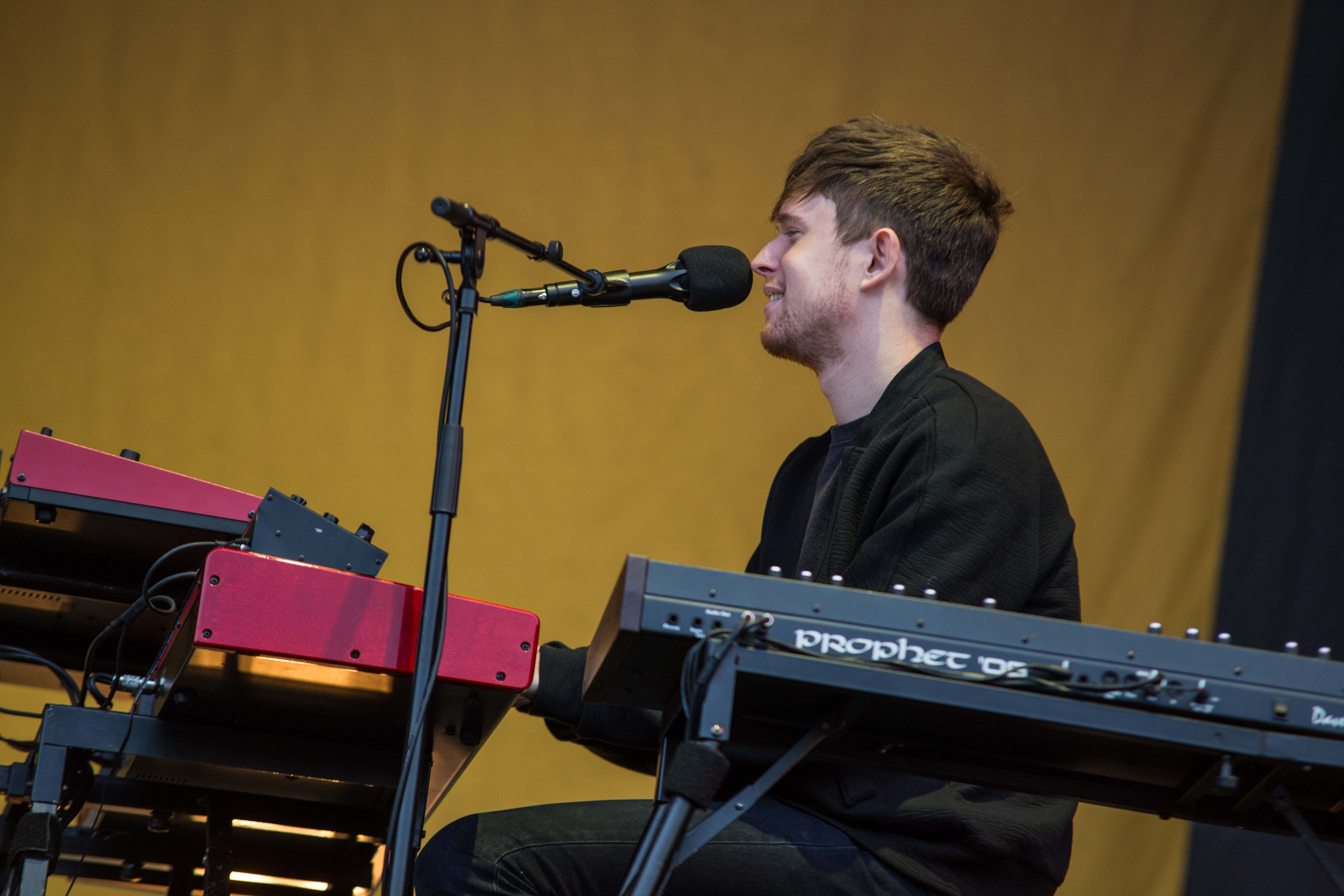 James Blake debuts 'Radio Silence' track, says it's from his new album