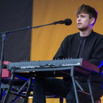 James Blake's new album 'Assume Form' looks to be out next week