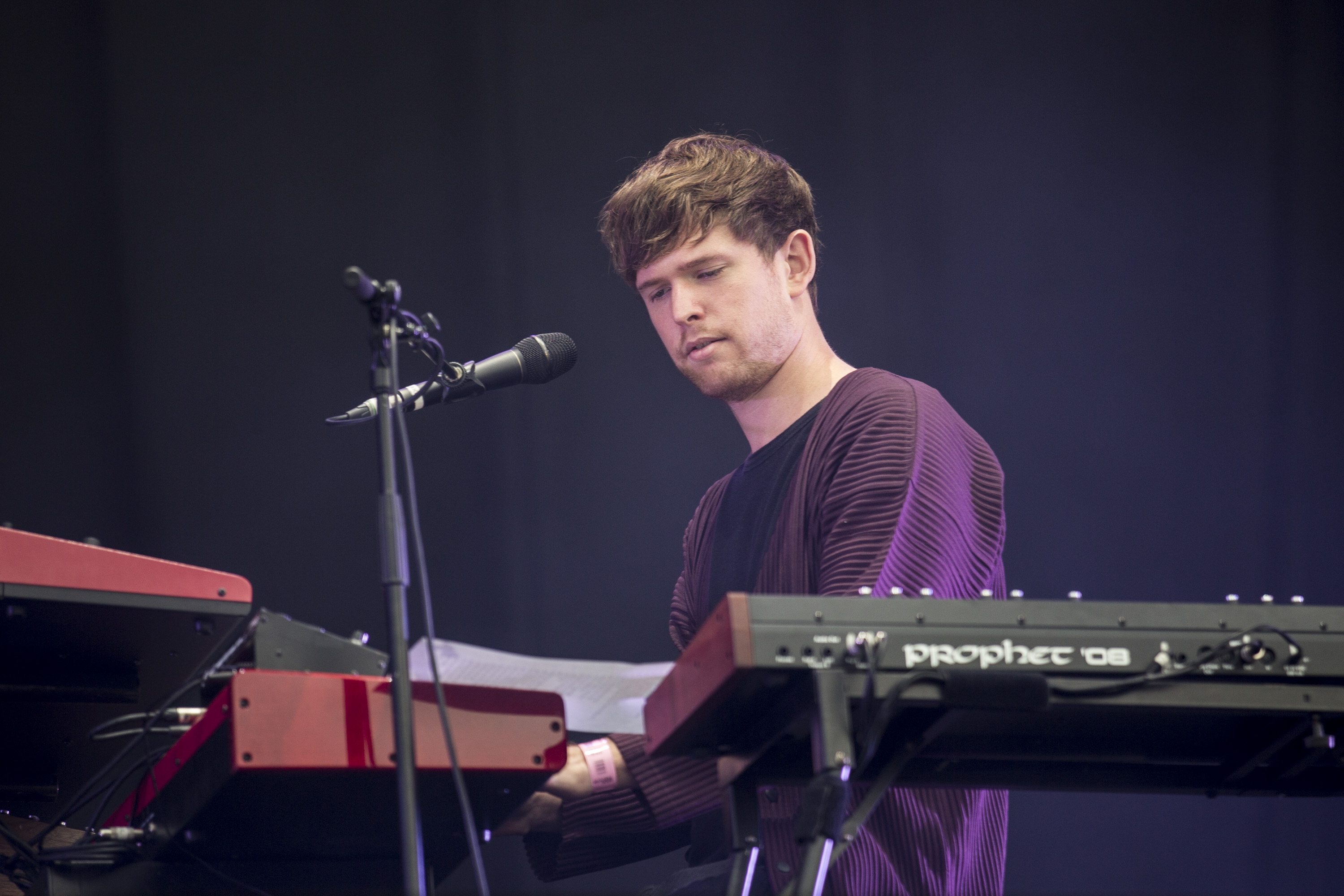 Listen to James Blake's new song 'If The Car Beside You Moves Ahead'