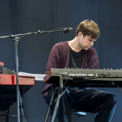 James Blake, Erykah Badu & Big Thief join Flow Festival line-up