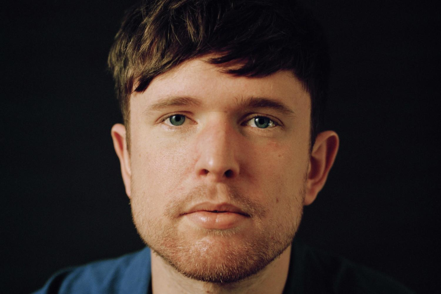 James Blake officially releases 'Godspeed' cover