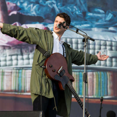 Watch Jamie T play his first gig in over a year