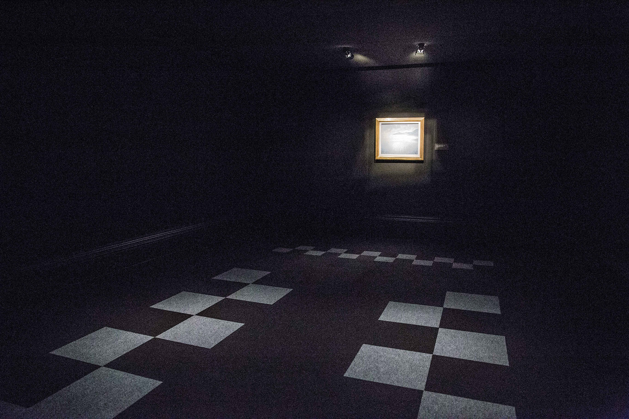 Jamie xx creates new 'Ultramarine' installation for Soundscapes exhibition