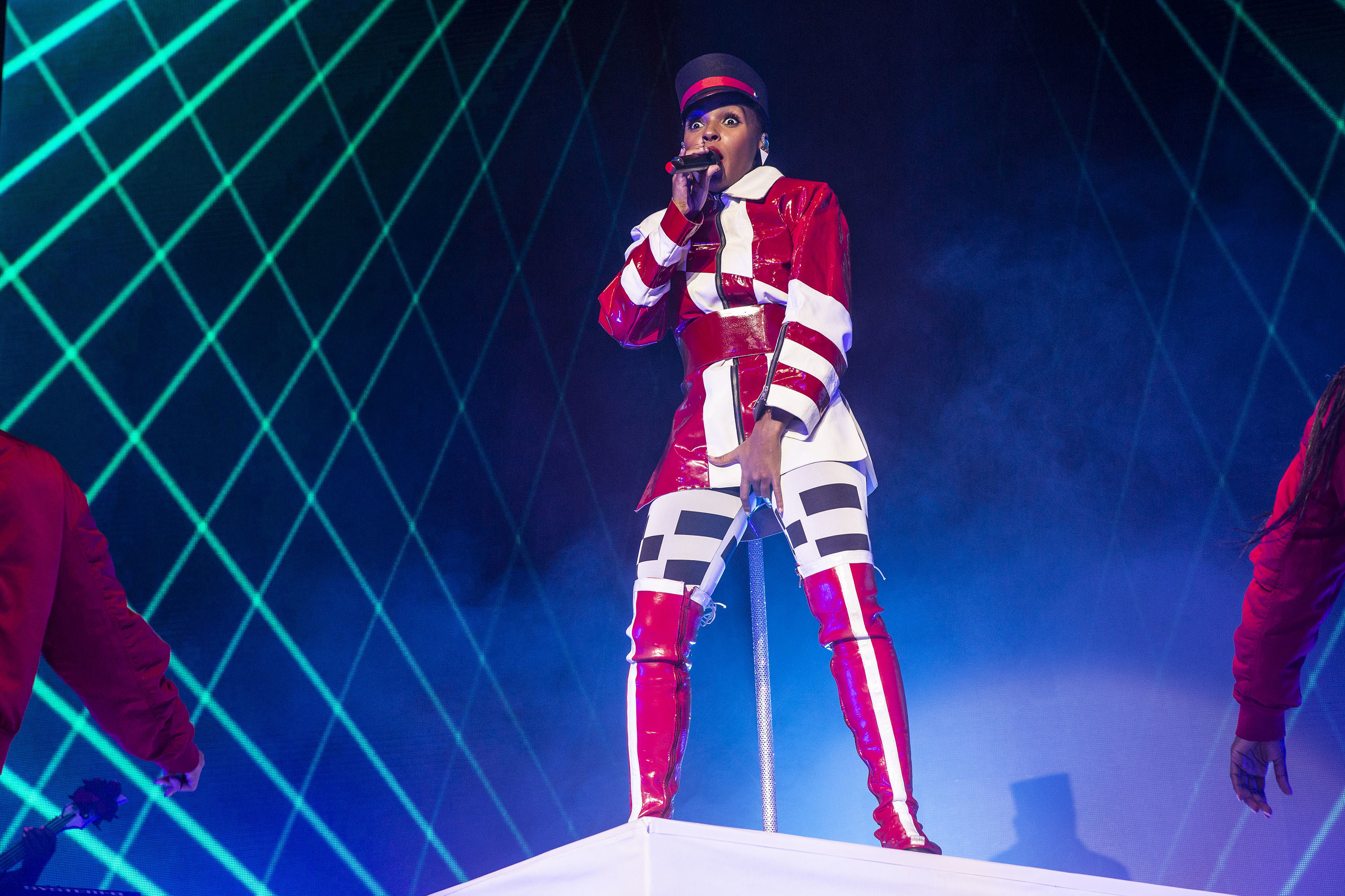 Janelle Monáe, The Roundhouse, London