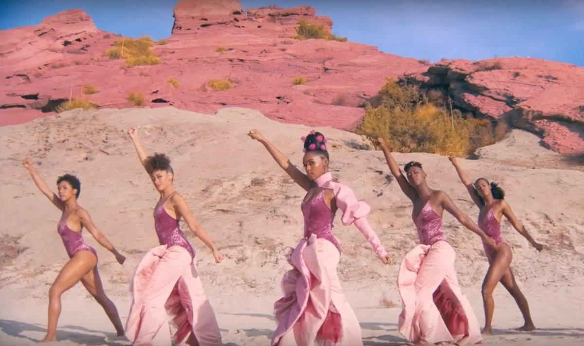 Janelle Monáe shares new track 'Pynk', ft Grimes