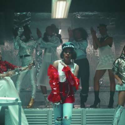 Janelle Monáe unveils 'Screwed' video