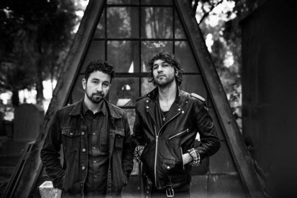 Japandroids hit the road in their 'North East South West' video