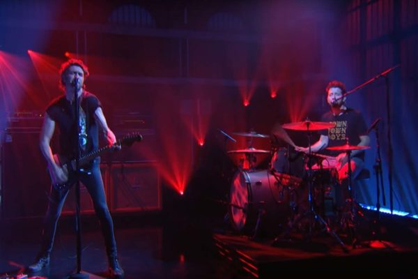 Watch Japandroids play 'No Known Drink Or Drug' on Seth Myers