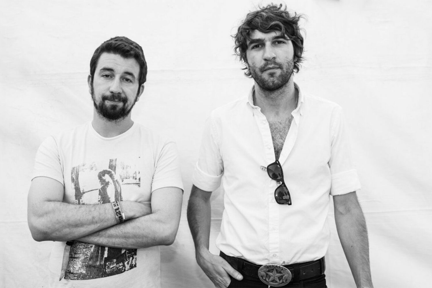 Japandroids' new material is the sound of a band stepping up