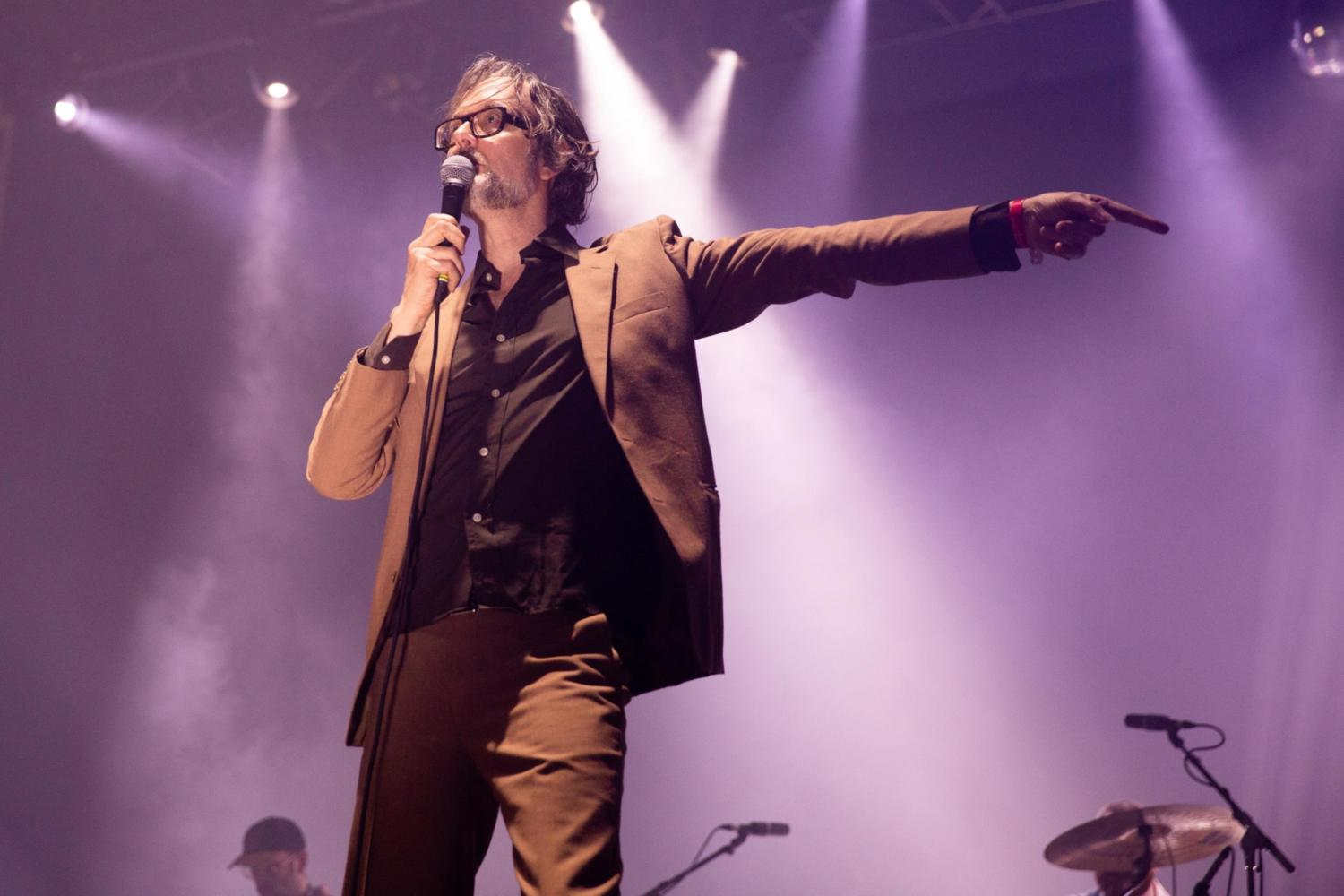 Jarvis Cocker's 'Running The World' launches Christmas No.1 campaign