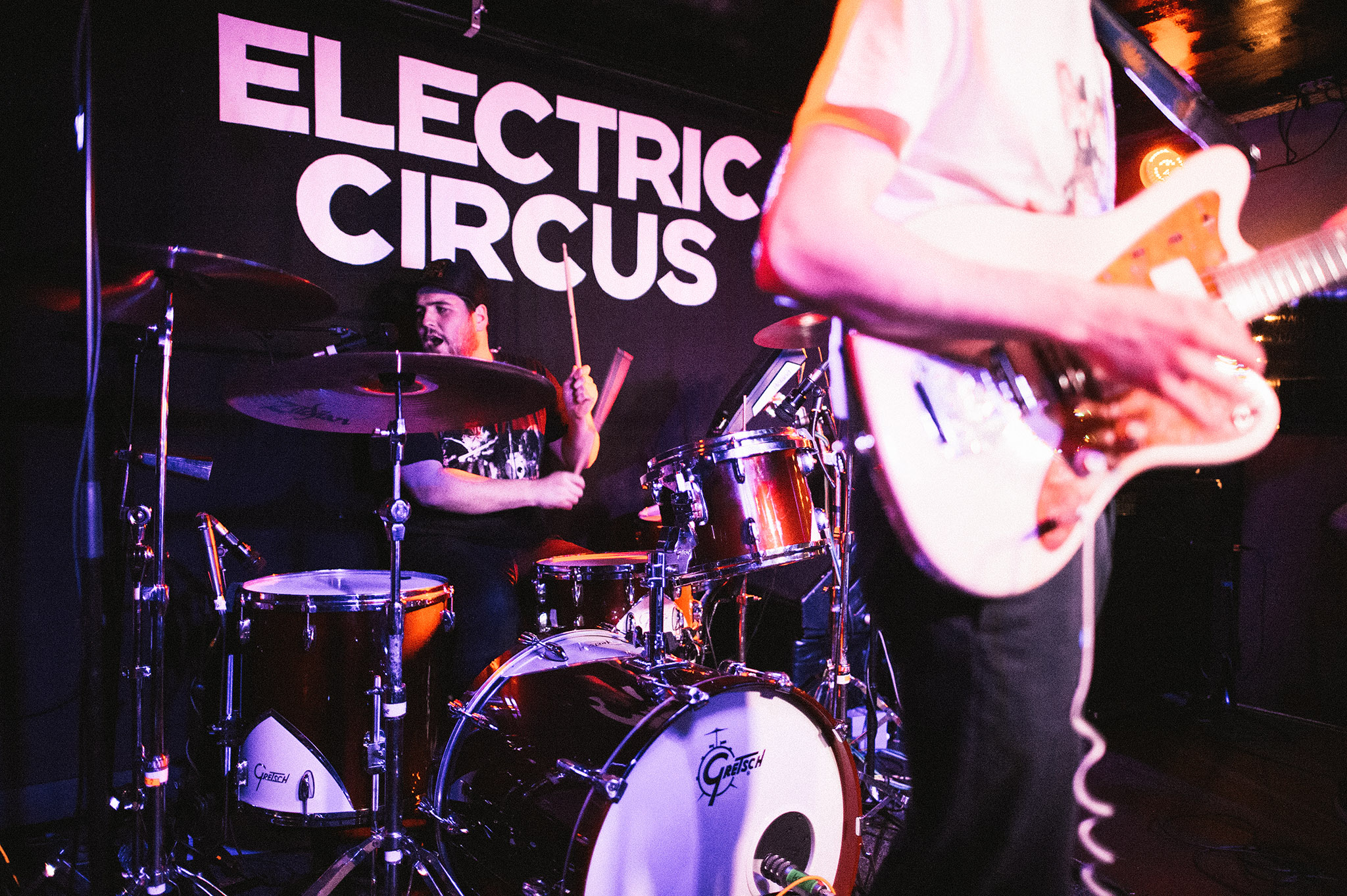 JAWS, Electric Circus, Edinburgh