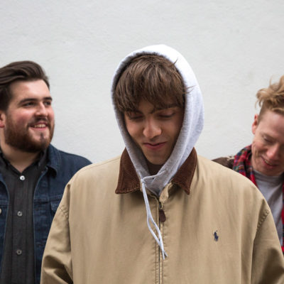 """JAWS talk this weekend's Fluffer Pit Party: """"I cannot wait for this show"""""""