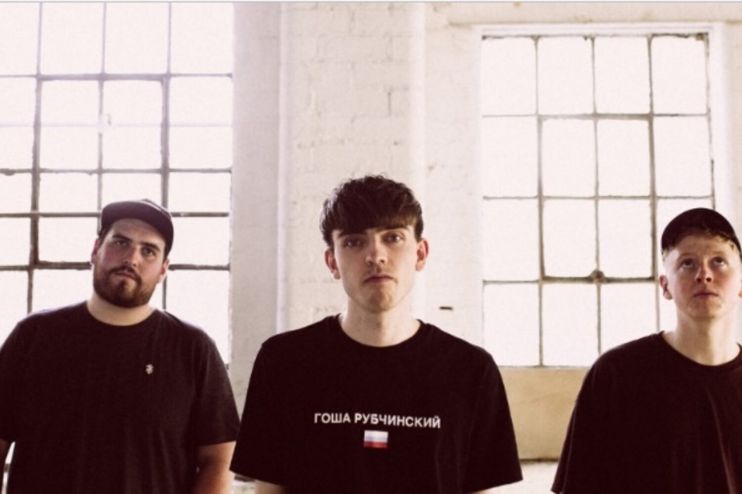 JAWS share serene 'Work It Out' track