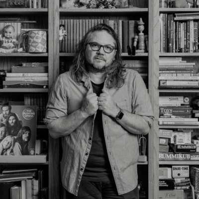 Wilco's Jeff Tweedy announces solo album, 'WARM'