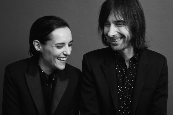 Bobby Gillespie and Jehnny Beth announce live shows
