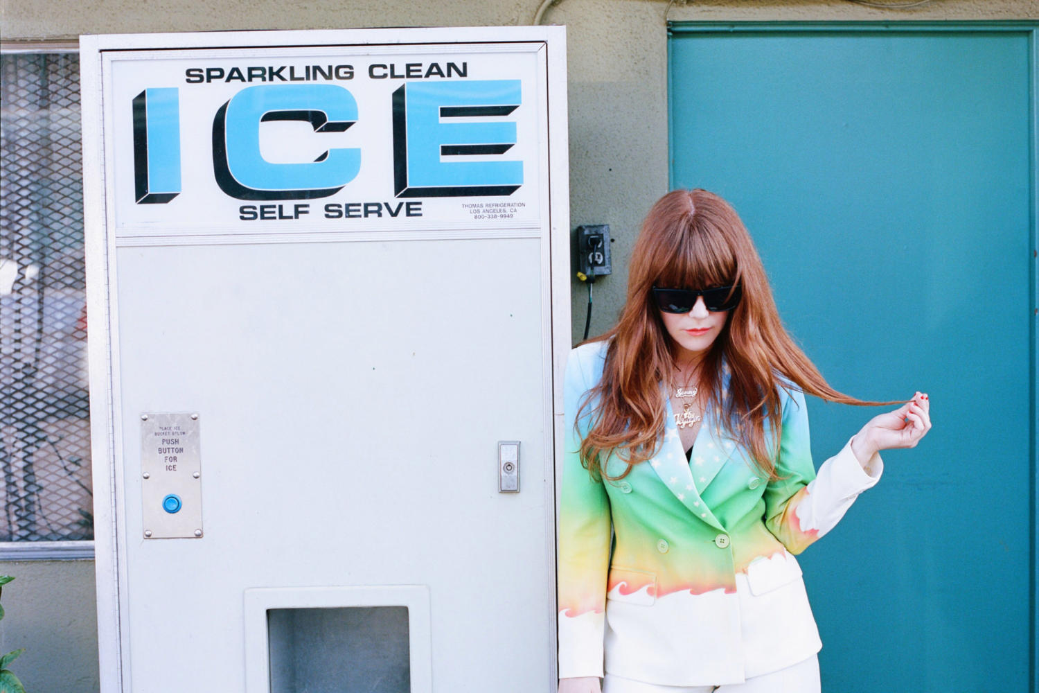 Jenny Lewis shares new track 'Heads Gonna Roll'