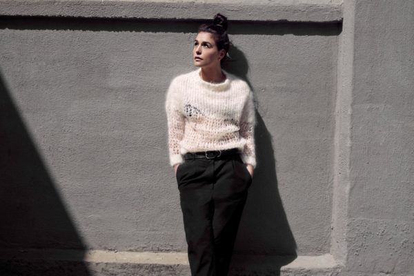 """Jessie Ware: """"I'm laughing, I'm being self-deprecating, I'm taking the piss out of myself"""""""