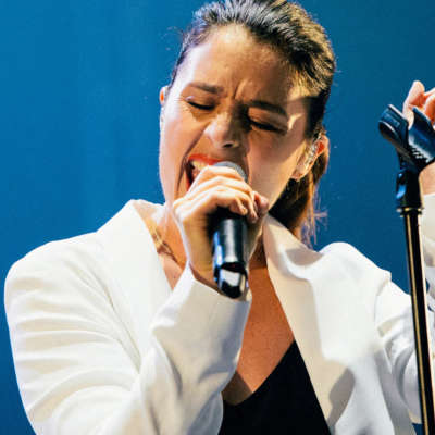 Watch Jessie Ware take 'Tough Love' to T in the Park