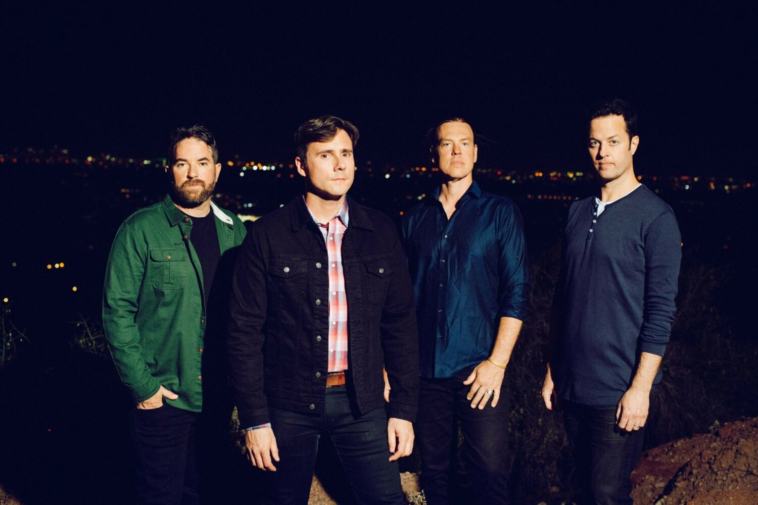 Jimmy Eat World talk through new album 'Surviving'