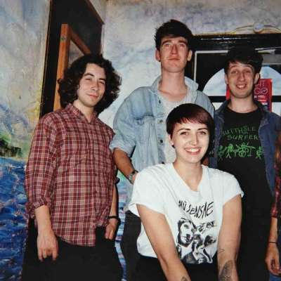 Joanna Gruesome unveil 'Jerome (Liar)' from new split release with Trust Fund