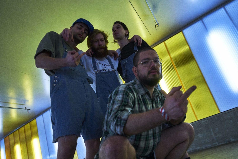 Joe & The Shitboys drop new track 'Manspredator'
