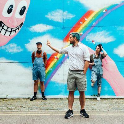 Joe & The Shitboys release new track 'Closeted HomoFObe'