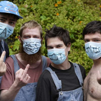 Joe & The Shitboys confirm debut album 'The Reson For Hardcore Vibes'