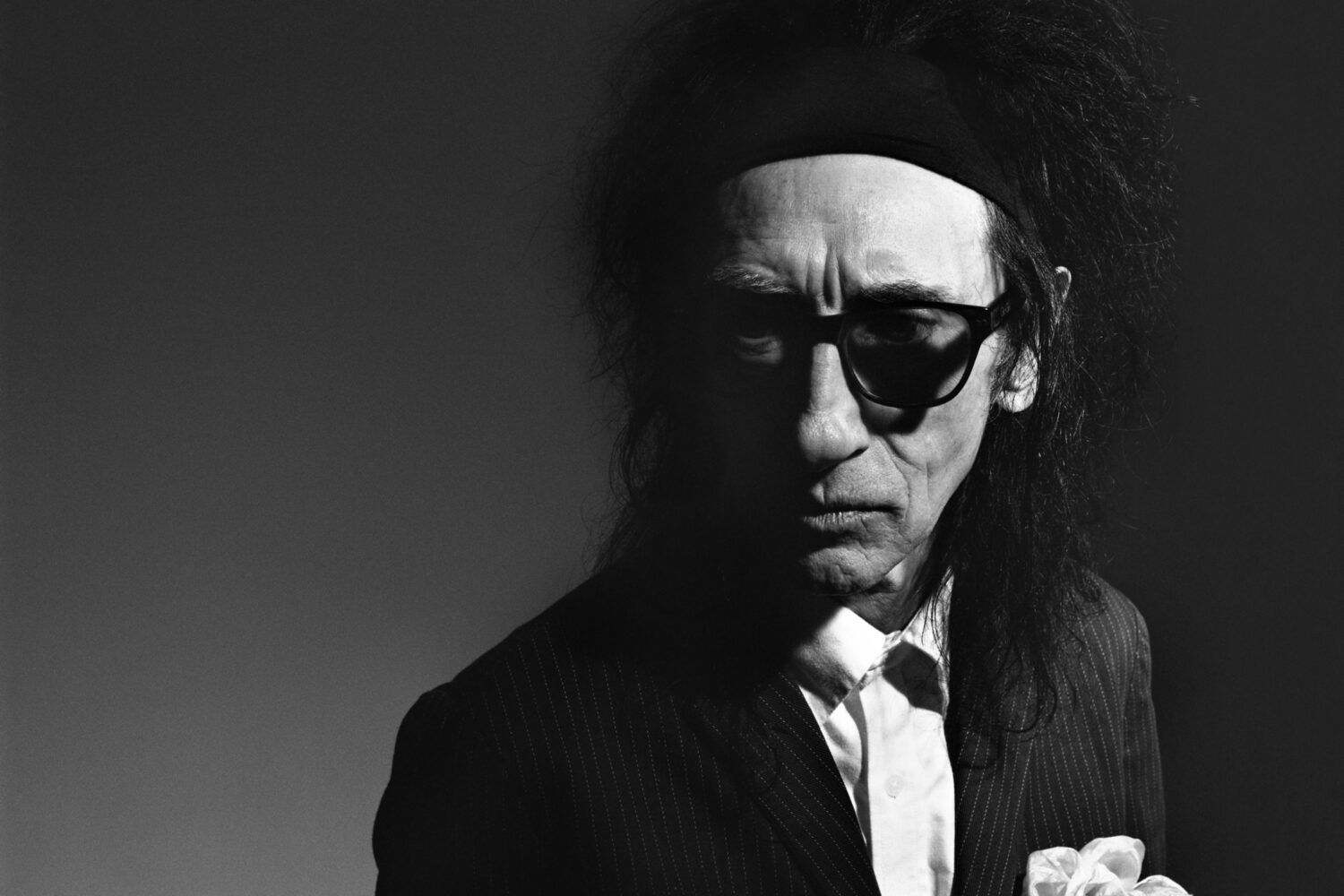 Hear Dr John Cooper Clarke perform an exclusive new poem for Fred Perry