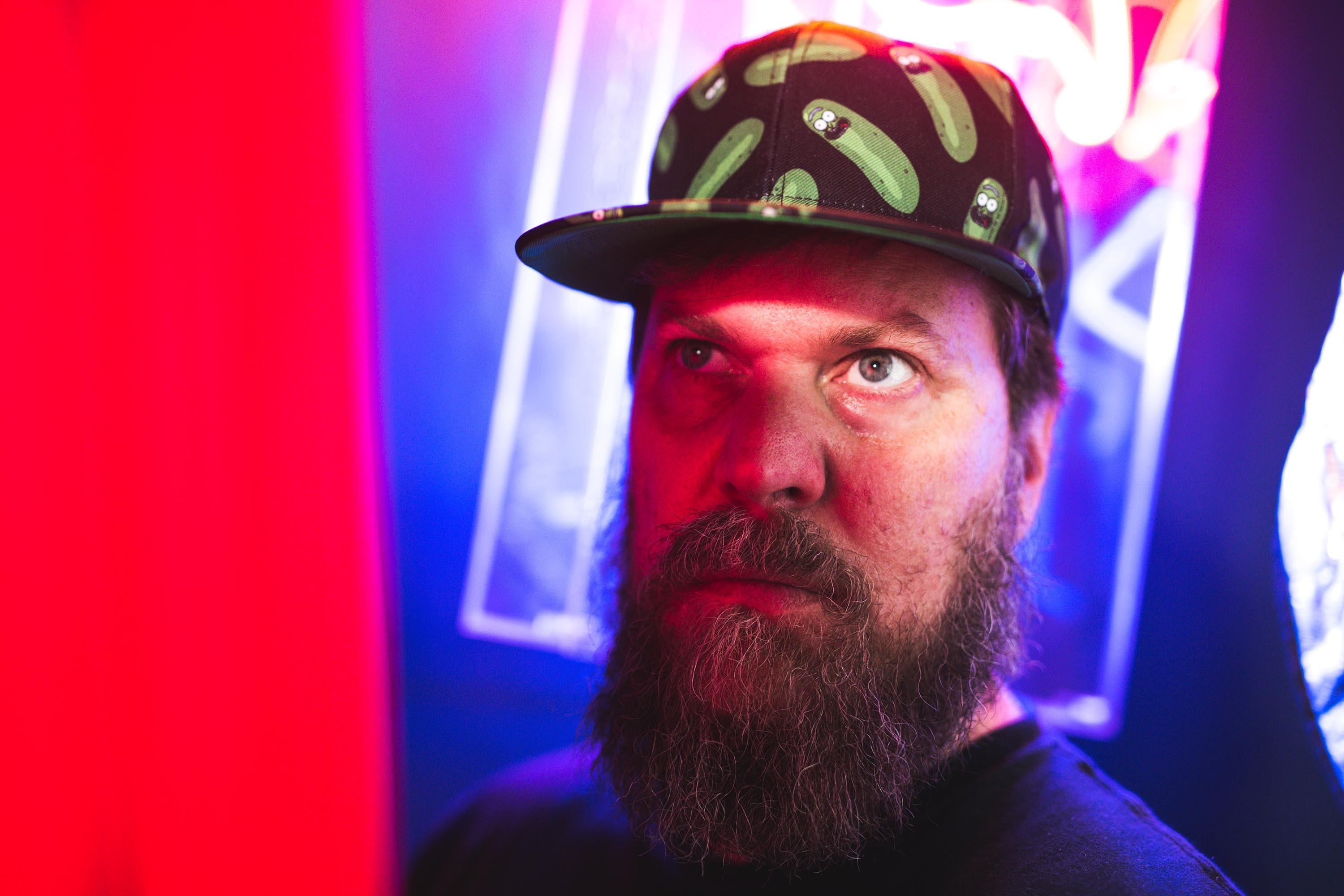 His Beautiful Dark Twisted Fantasy: John Grant