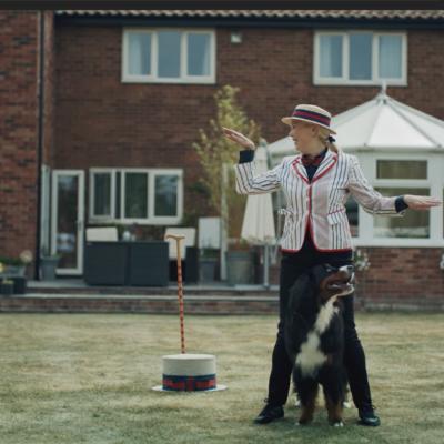 Dog alert! John Grant unveils 'Love Is Magic' video