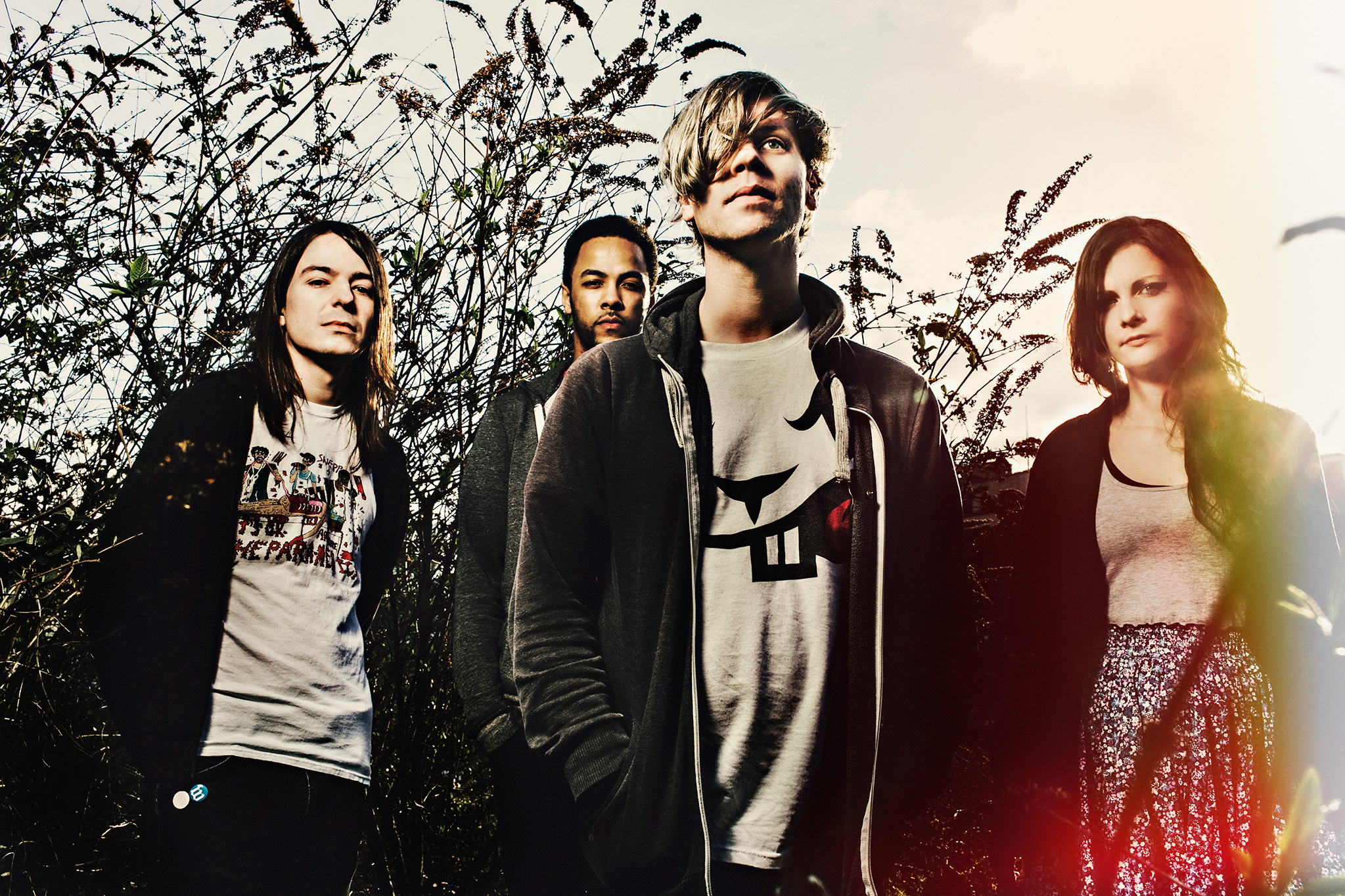 Johnny Foreigner take on reunion culture on new 'All Yr Favourite Bands Are Dead' track