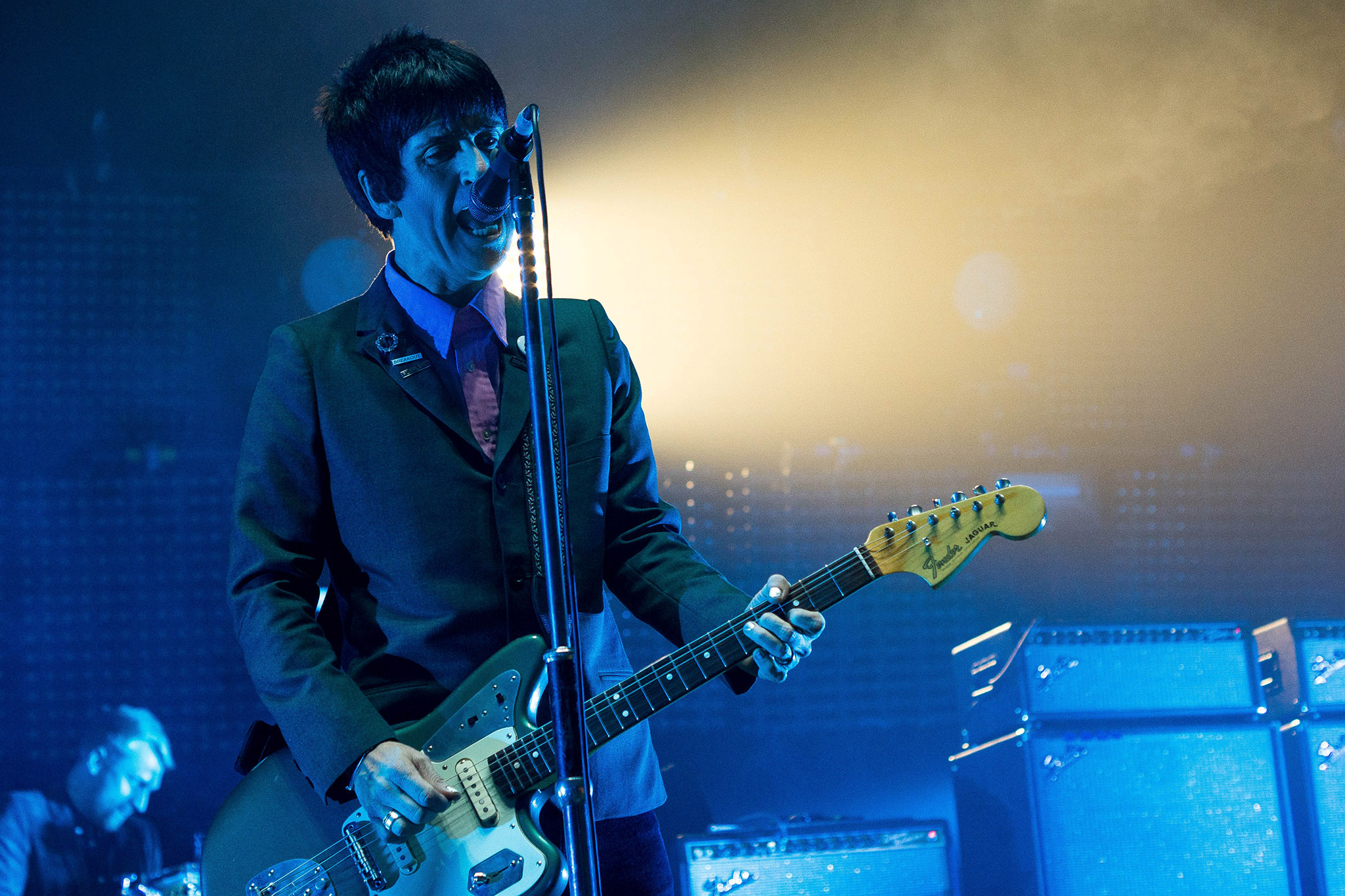 Johnny Marr, Brixton Academy, London