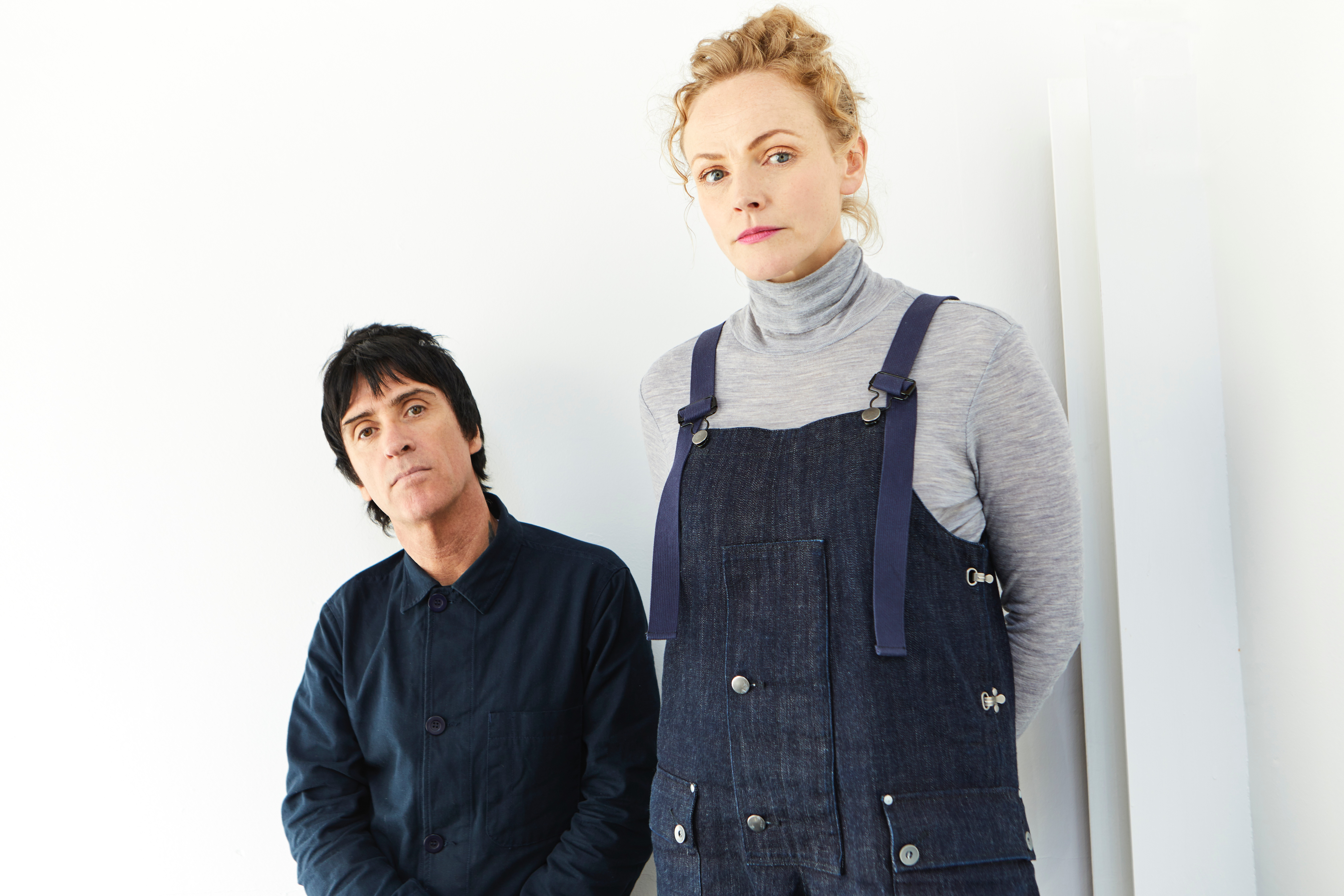 Johnny Marr and Maxine Peake share a video for 'The Priest'