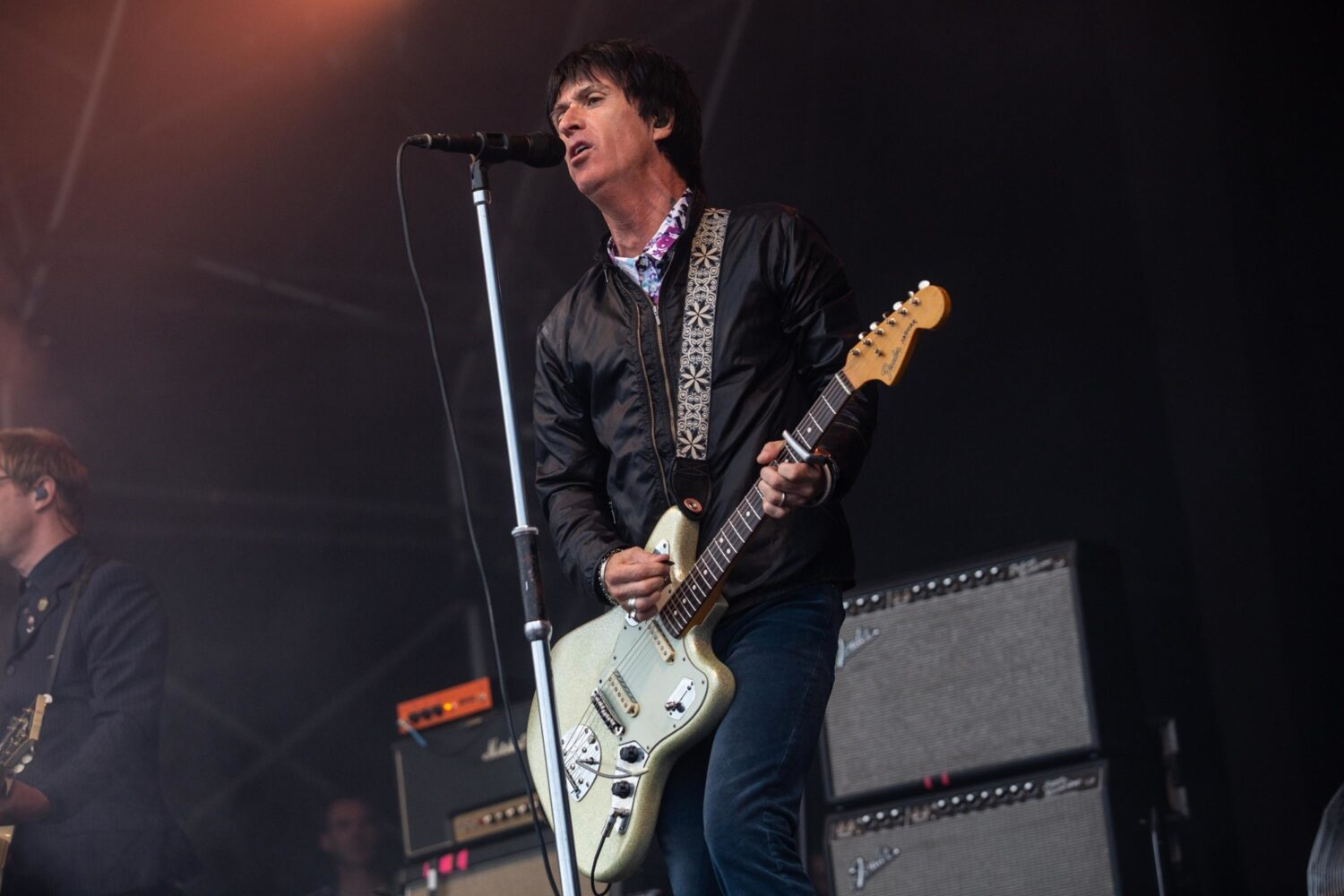 """Johnny Marr releases new track 'The Bright Parade': """"If you're brave enough, you can go anywhere you want"""""""