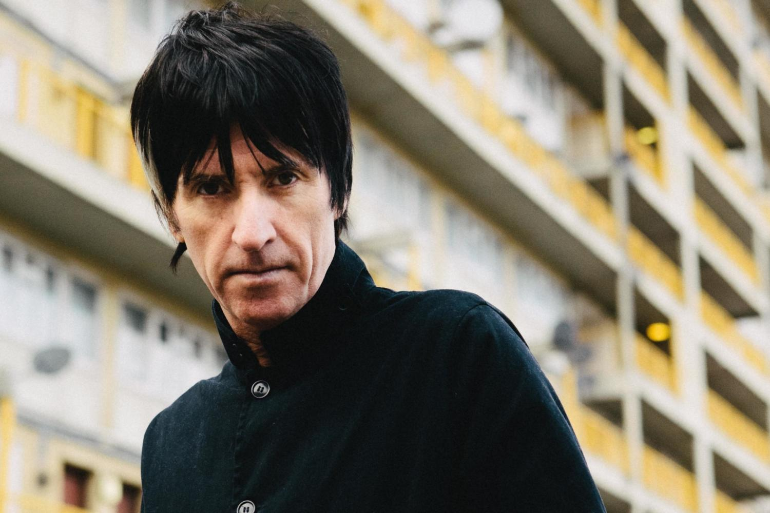 Johnny Marr announces homecoming headline show